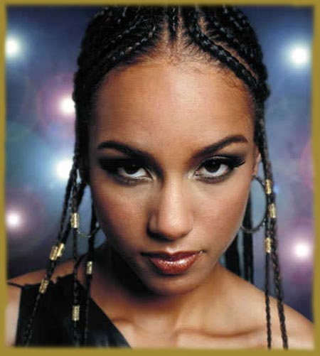 Enter to Alicia Keys homepage
